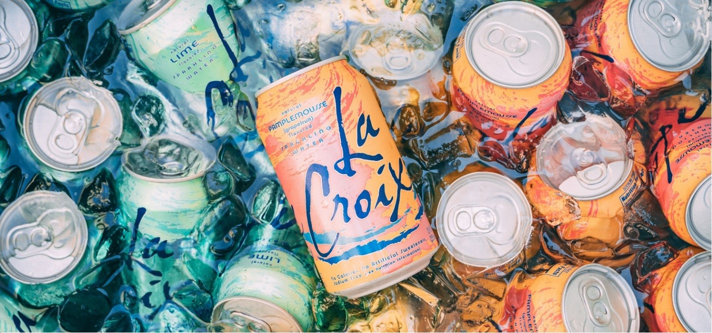 Grapedruit LaCroix Can