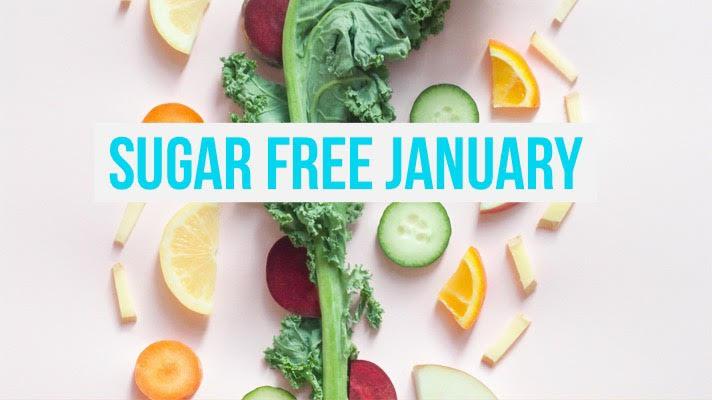 Sugar Free January Challenge