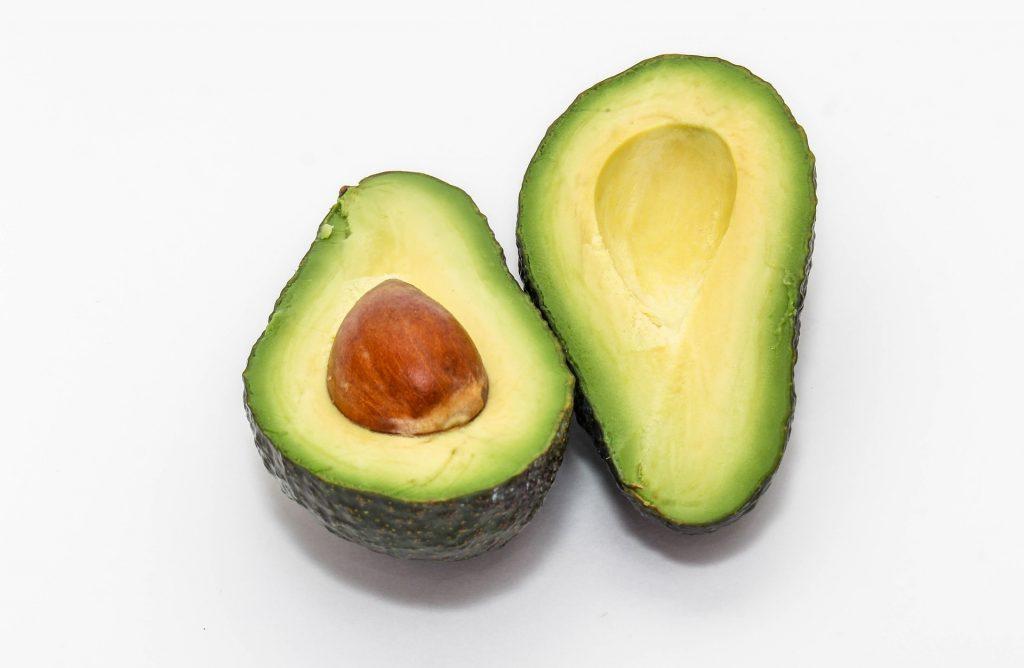 Pear Shaped Avocado