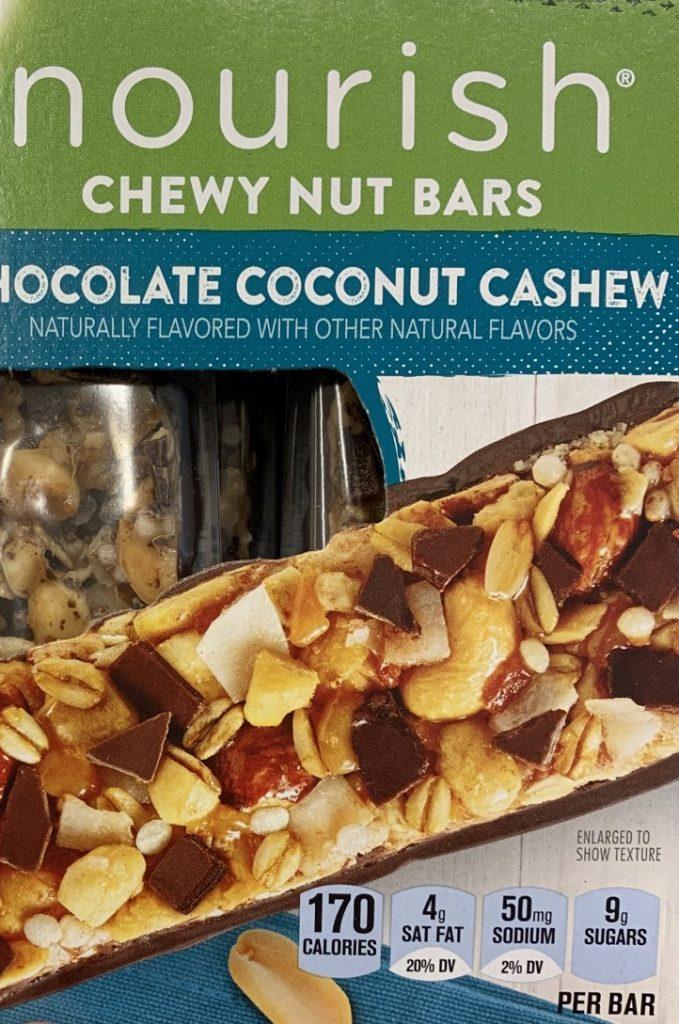 Nourishing Breakfast Bar