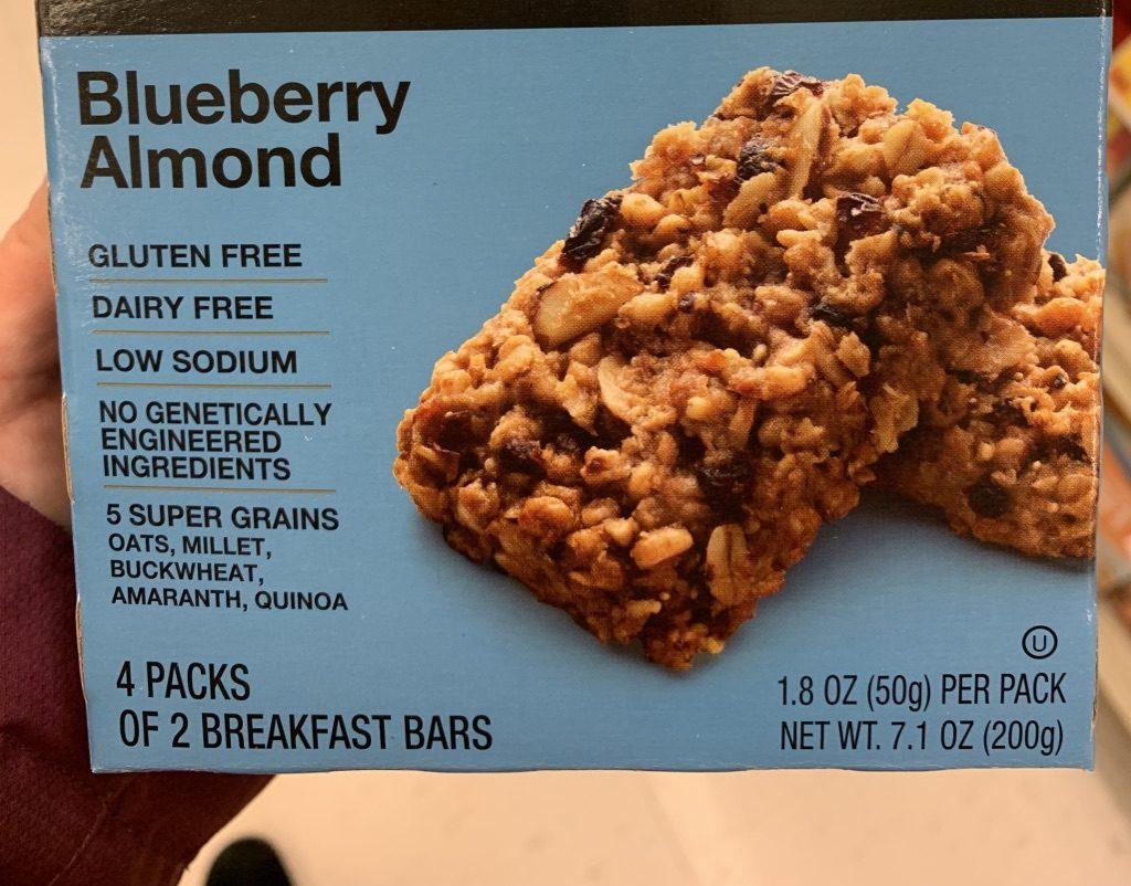 Breakfast Bar Super Grains